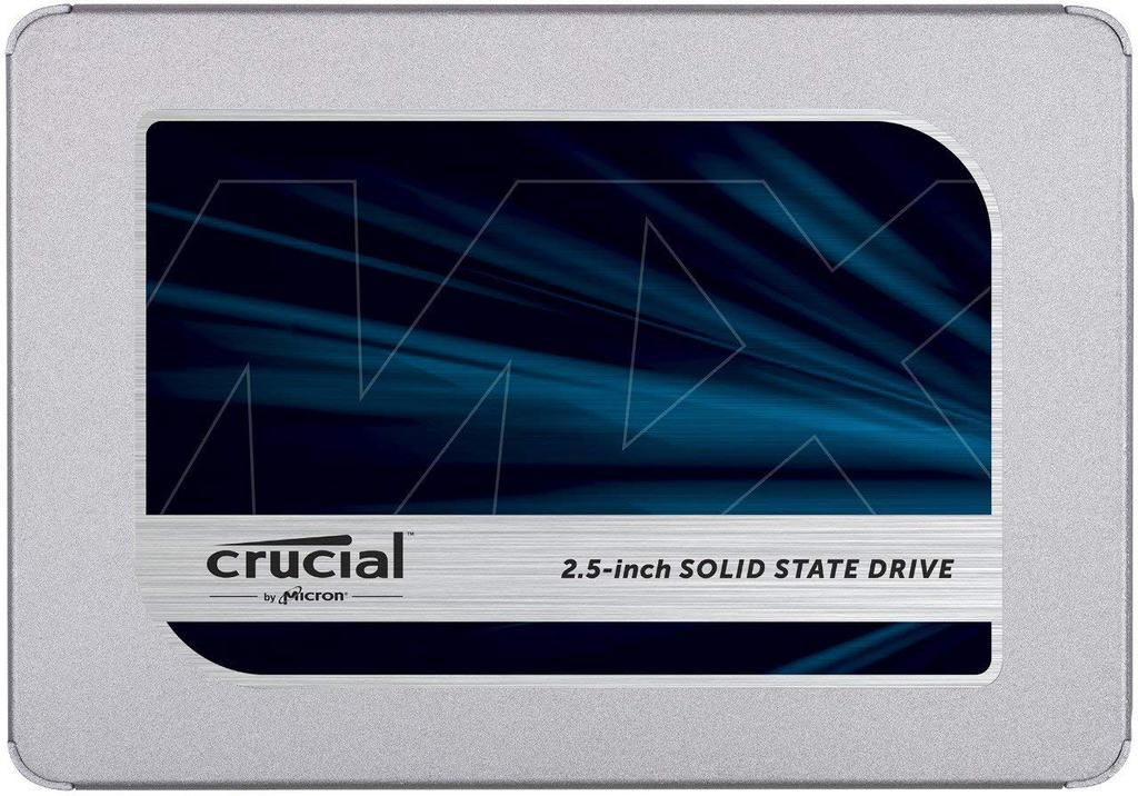 Disco SSD de Crucial