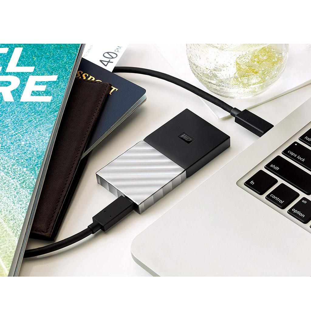 Disco duro SSD Externo WD