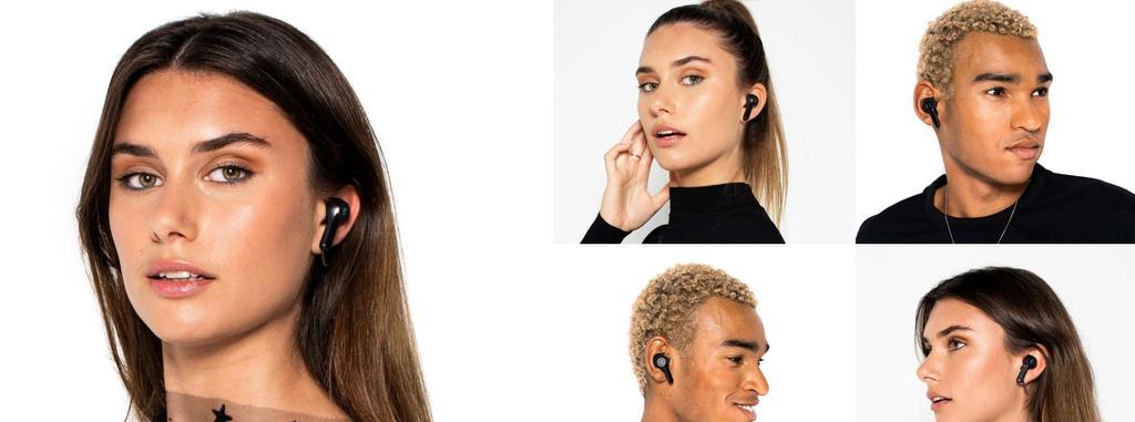 Uso de los auriculares Skullcandy Indy