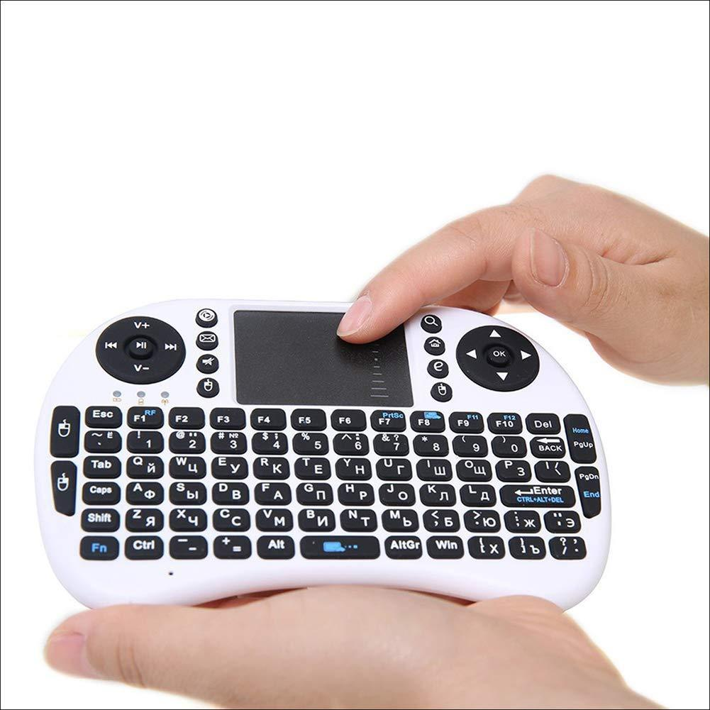 Teclado bluetooth para Smart TV