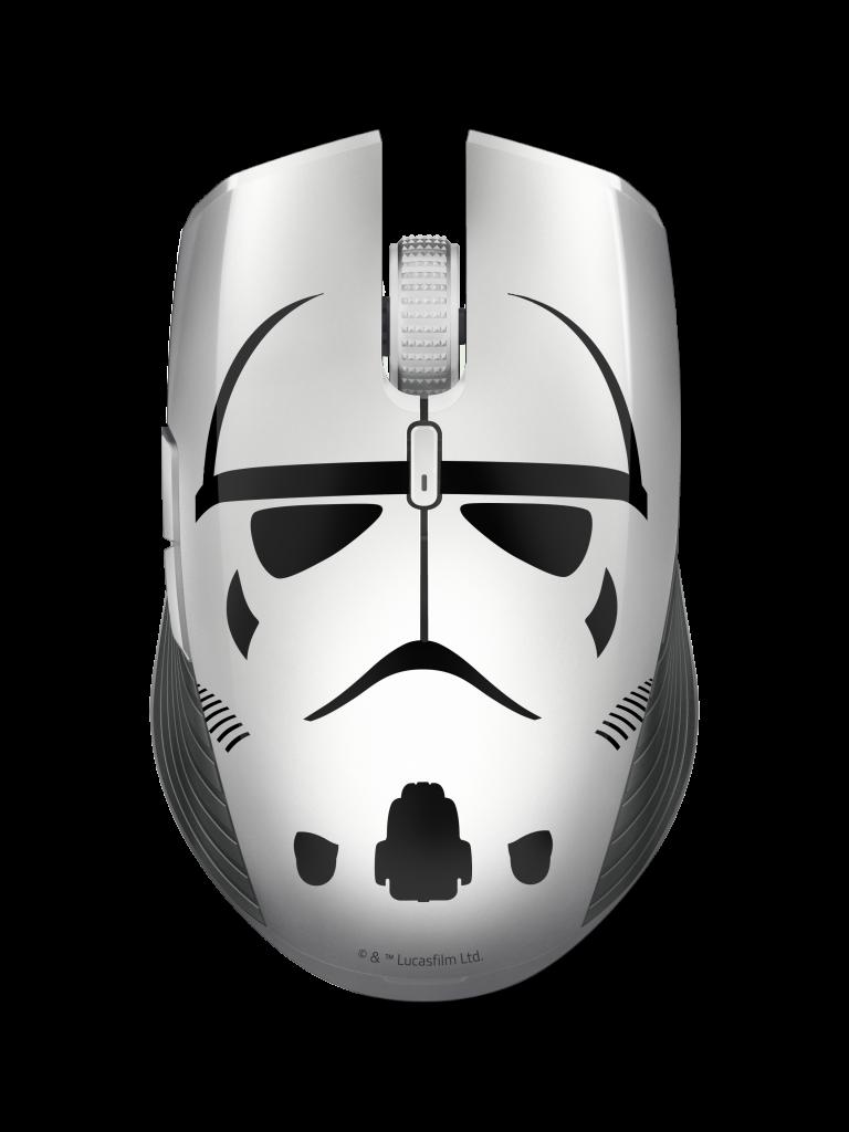Ratón Star Wars Stormtrooper de Razer