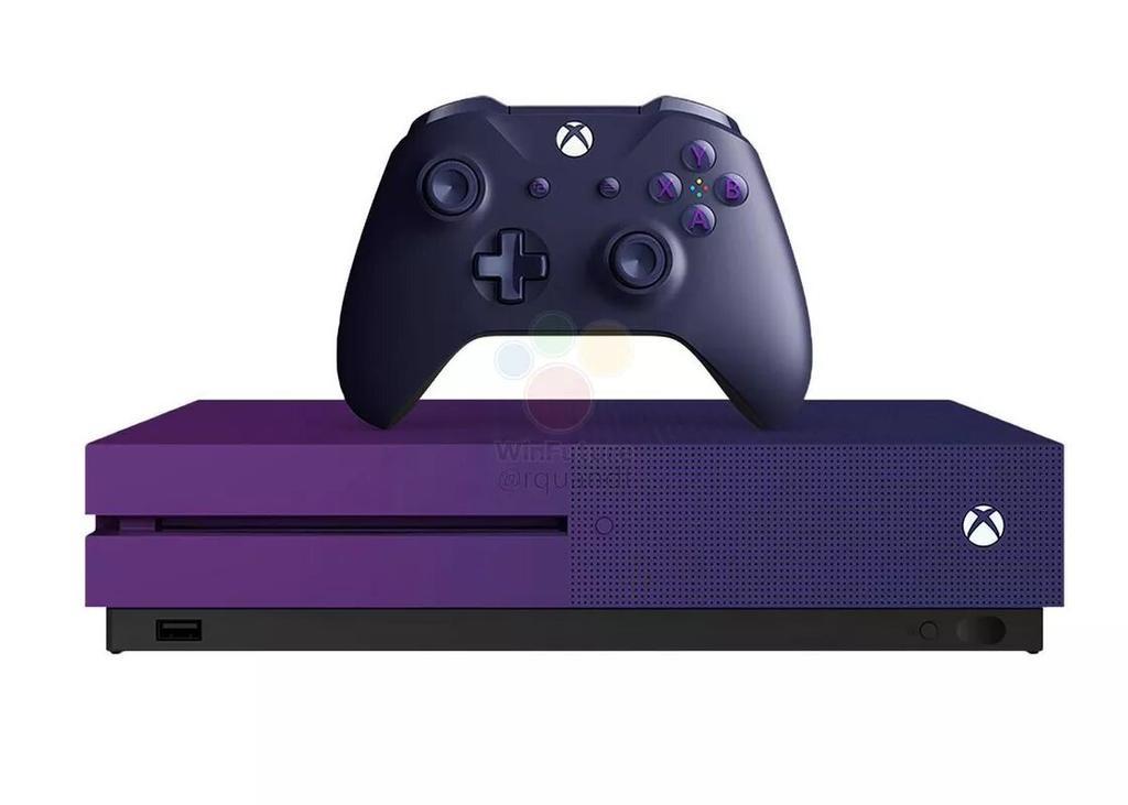 Xbox One S de Fortnite