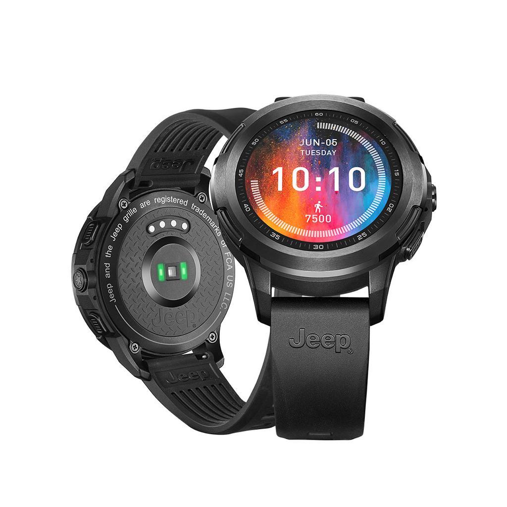 Smartwatch de Xiaomi y Jeep