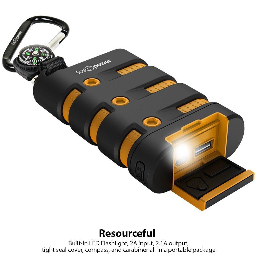 Batería externa resistente a los golpes
