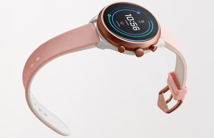 Diseño del smartwatch Fossil Sport Smartwatch