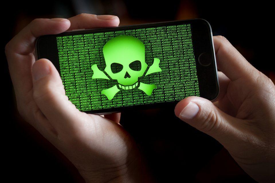 Malware en teléfono