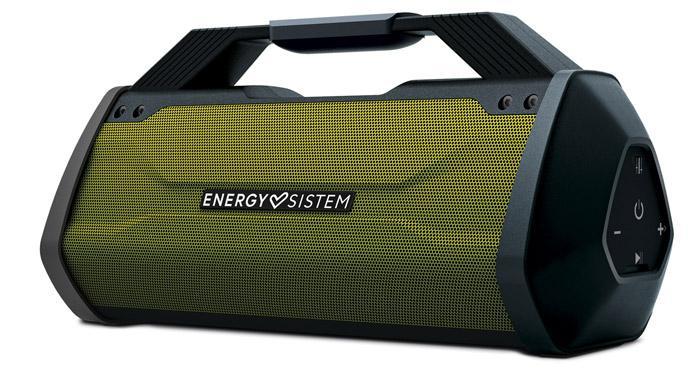 Diseño del altavoz Energy Sistem Outdoor Box Beast