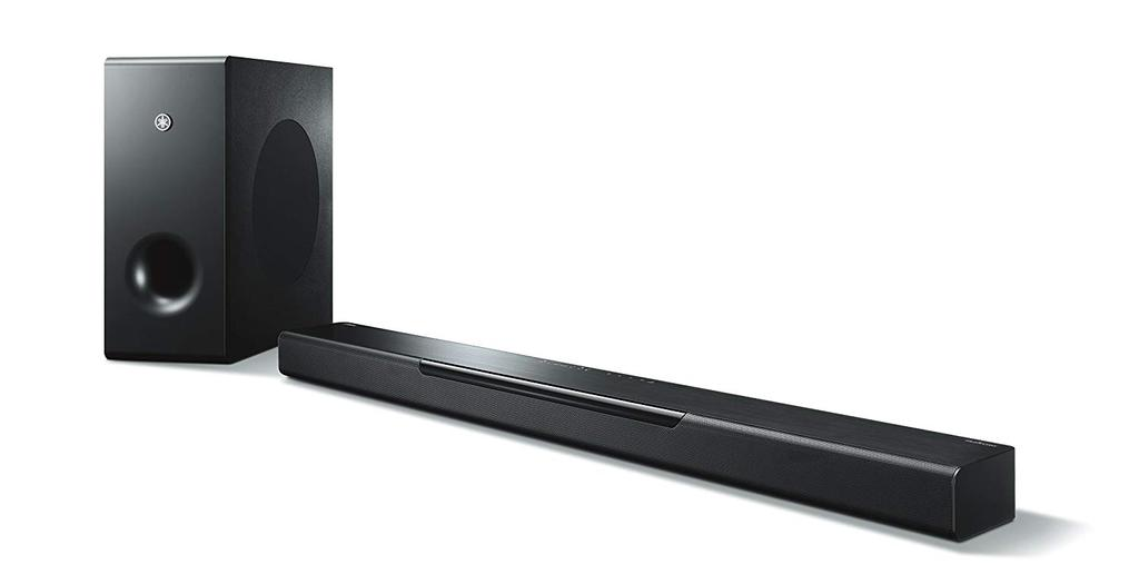 Barra de sonido Yamaha Music Cast Bar 400