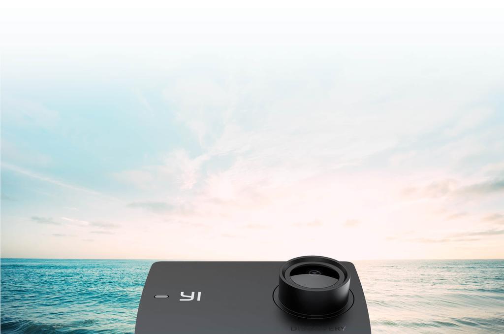 Cámara de Acción Xiaomi Yi Discovery