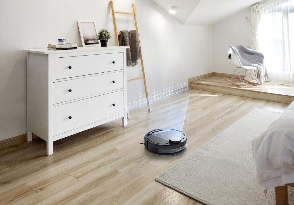 Robot aspirador DEEBOT OZMO 960
