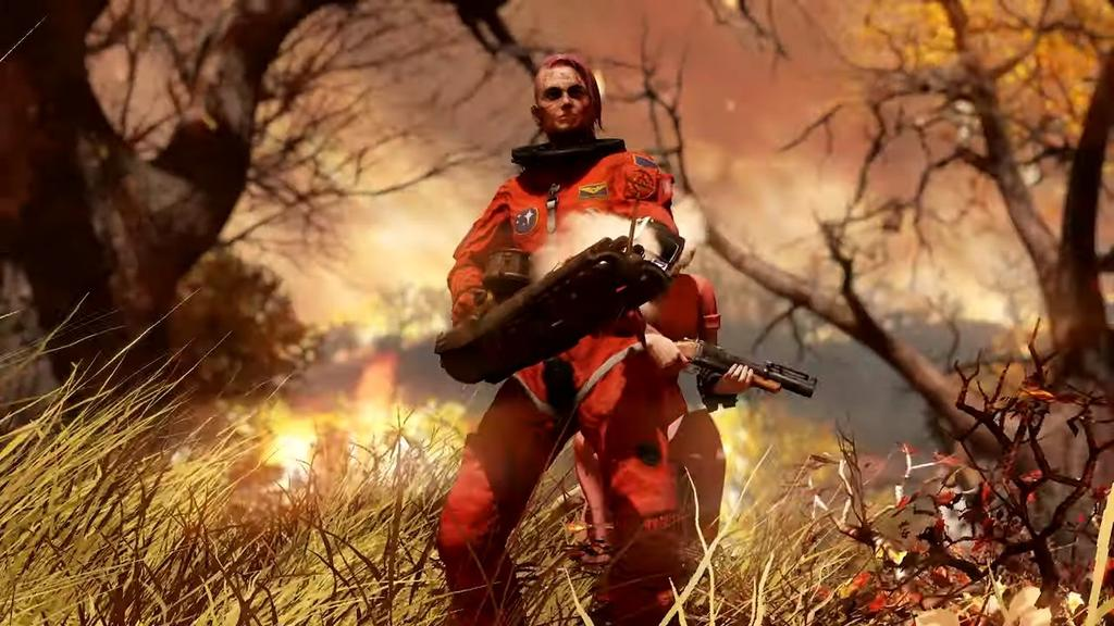 Juego Fallout 76 Nuclear Winter