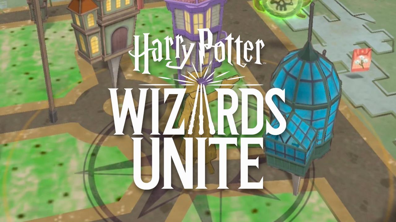 Juego Harry Potter: Wizards Unite