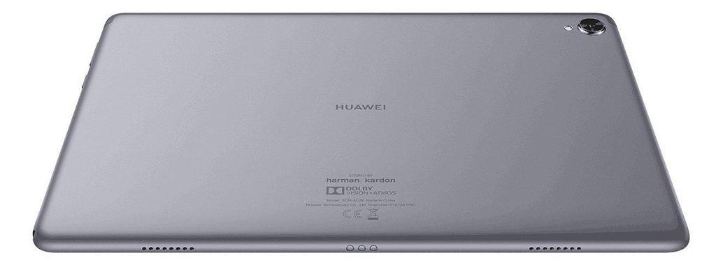 Imagen trasera Huawei MediaPad M6 10