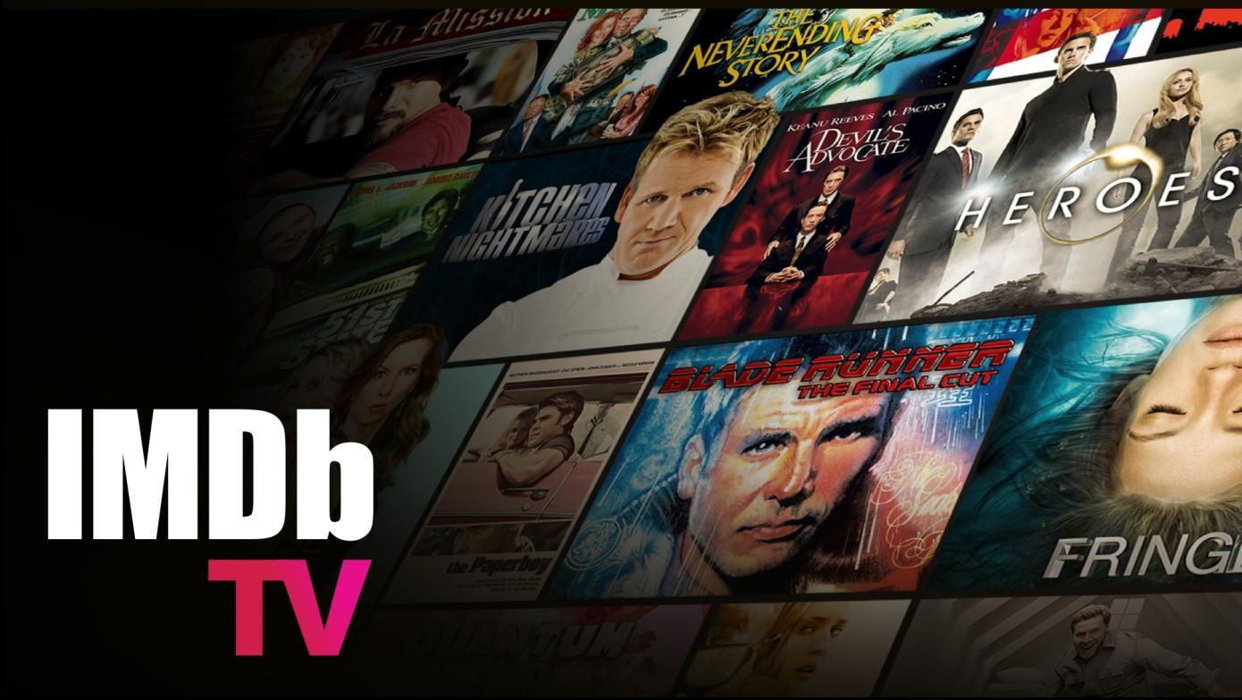 Nuevo servicio IMDb TV