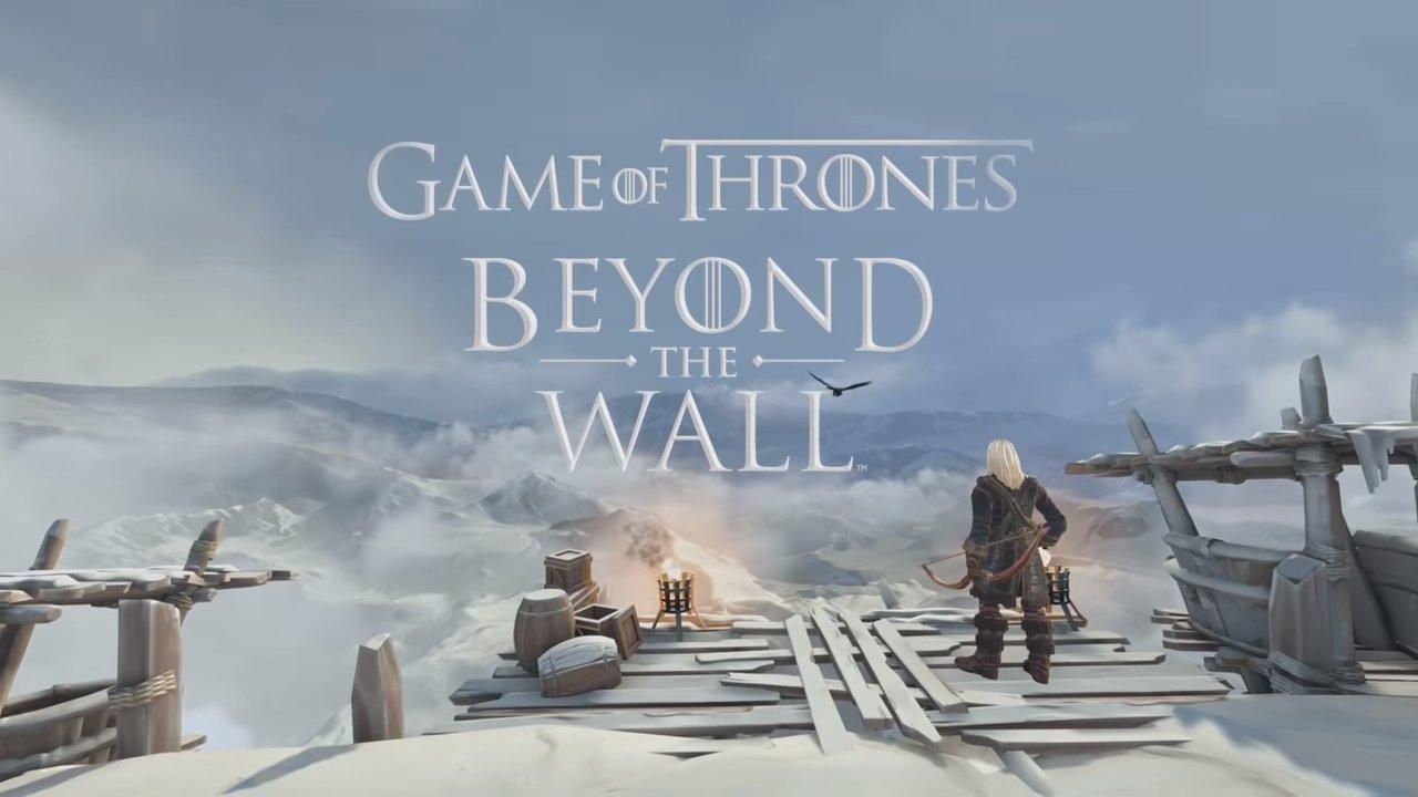 Juego de Juego de Tronos Game of Thrones Beyond the Wall