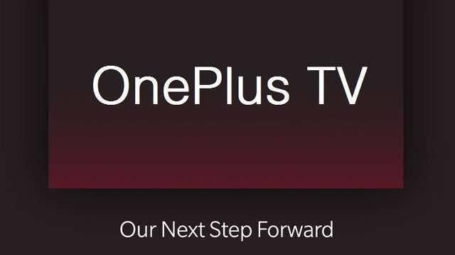Logo OnePlus TV