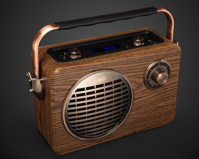 Asa de LuguLake Bluetooth Speaker