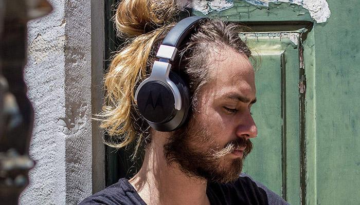Uso de los auriculares Motorola Escape 500 ANC