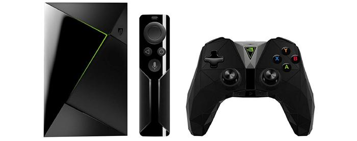 Reproductor Nvidia Shield TV
