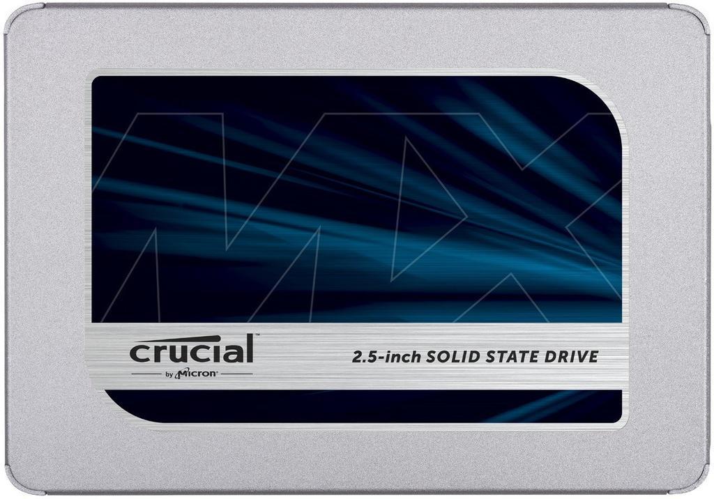 Disco SSD Crucial