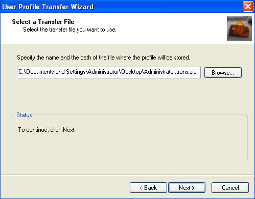 Aplicación TransWiz para Windows 10