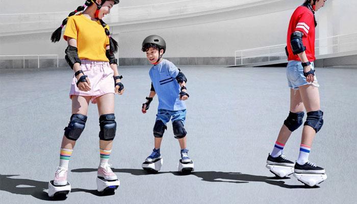 Uso patines Xiaomi Self Balancing e-Skates