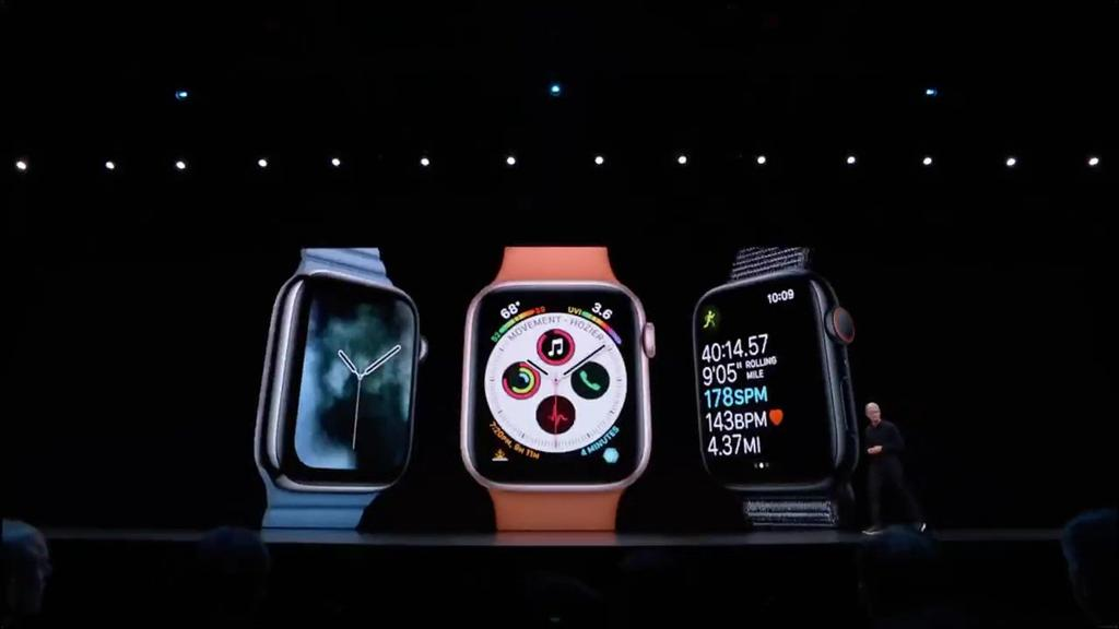 Apple Watch en el WWDC 2019