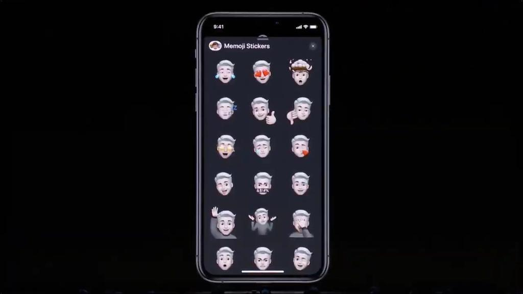 Memojis en iOS 13