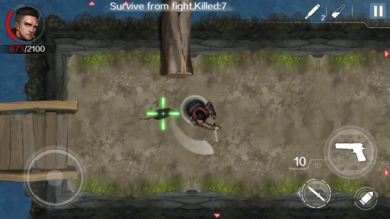 Juego Last Day Survival-Zombie Shooting