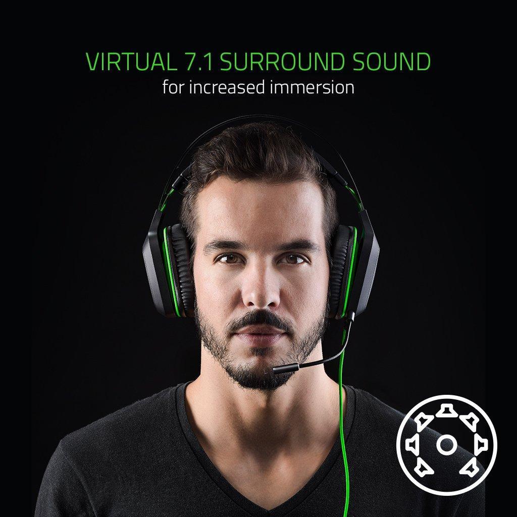 Auriculares gaming Razer