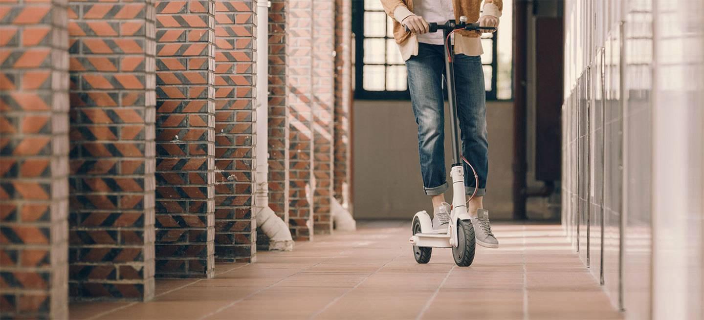 patinete eléctrico Xiaomi