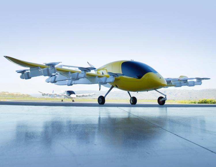 Taxi volador de Boeing