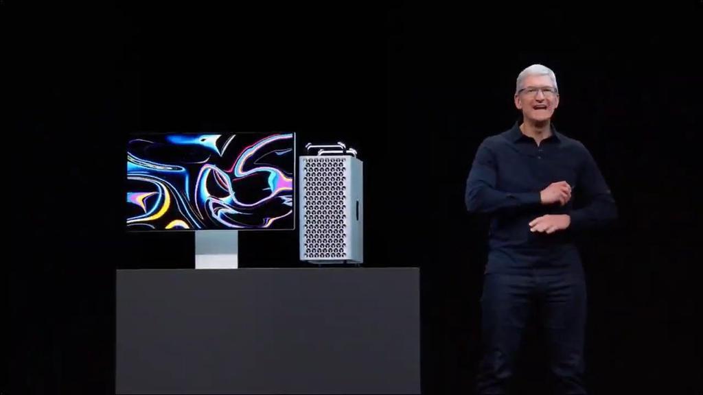 Mac Pro presentado en WWDC 2019