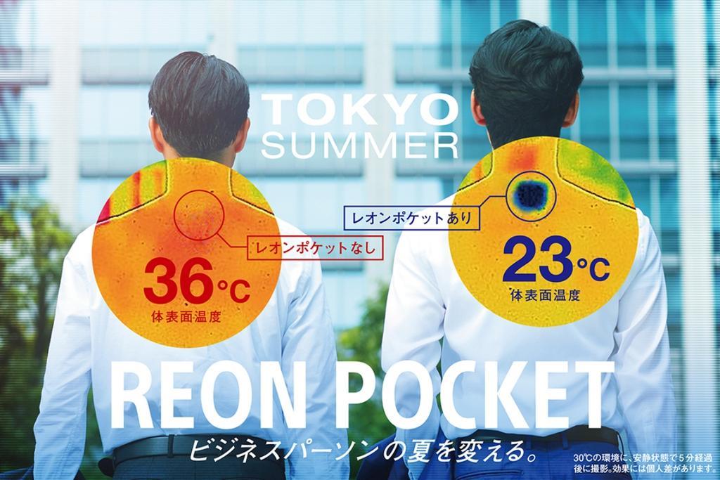 Aire acondicionado portátil Reon Pocket