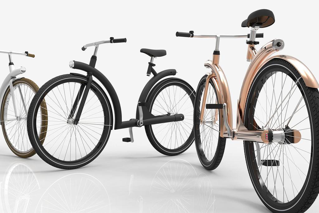 bicicleta eléctrica Byar Volta