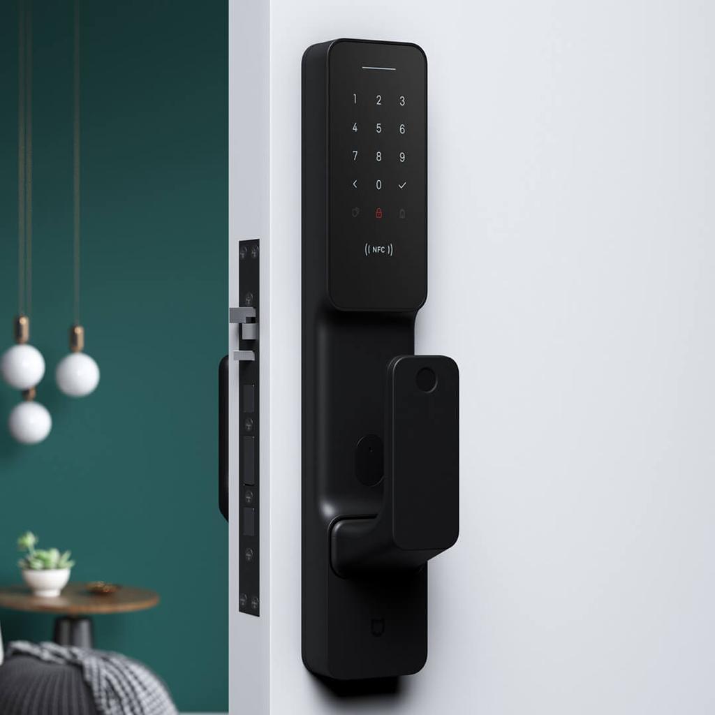 Cerradura inteligente Xiaomi Mijia push-pull