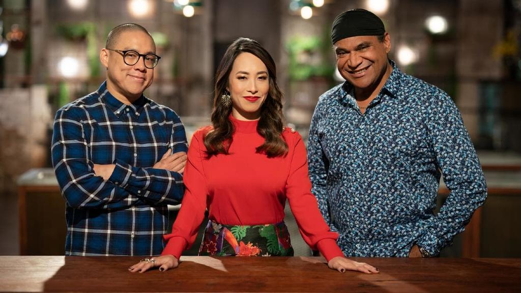 Escena de The Chef Table de estrenos Netflix
