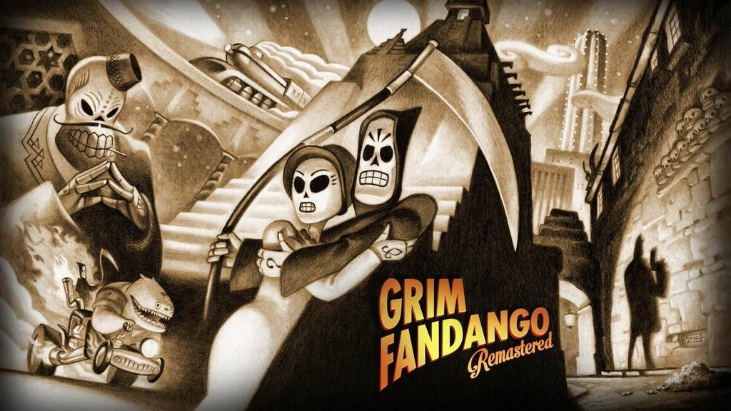 Juego Grim Fandango