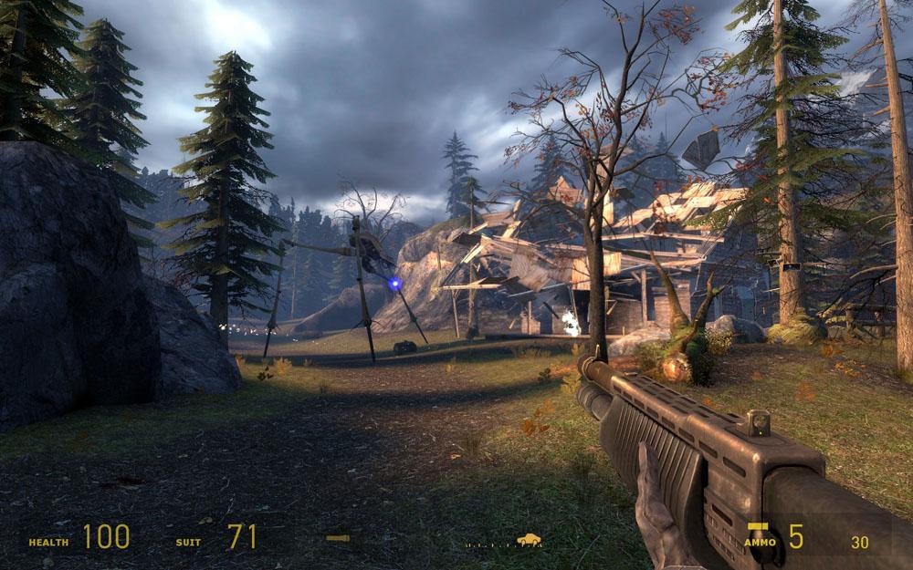 Juego Half-Life para ordenador