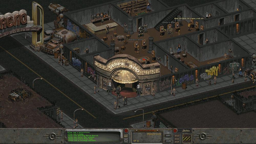Juego para ordenador Fallout 2