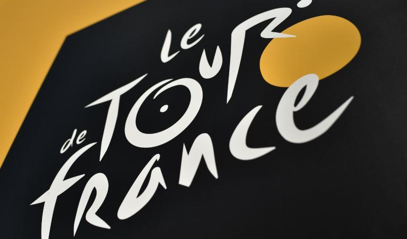 Logotipo del Tour de Francia