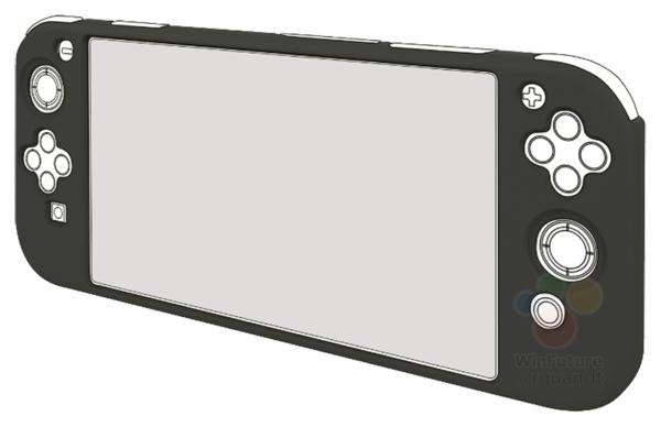 Render de la Nintendo Switch Mini