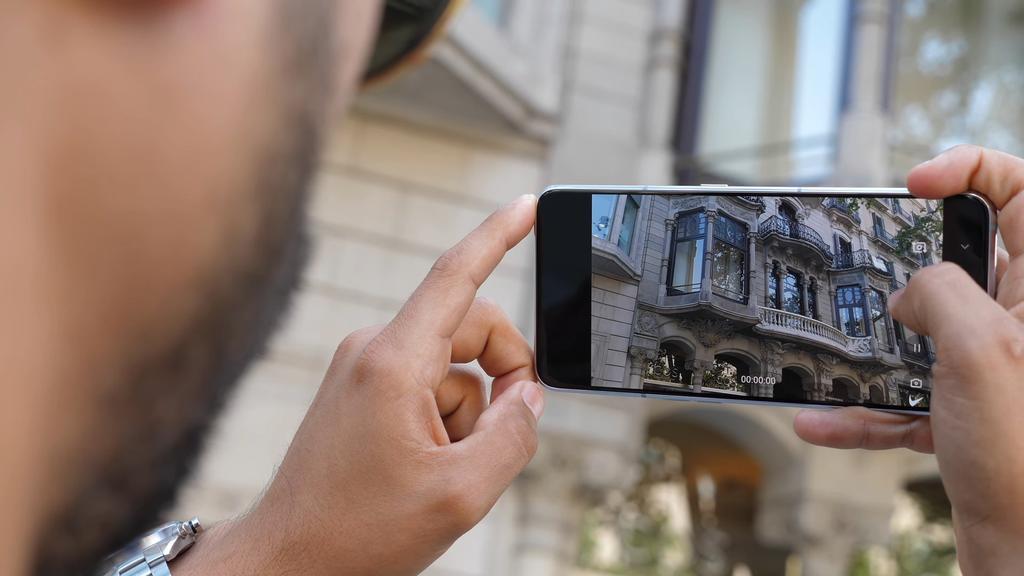 Cámara del Samsung Galaxy A80