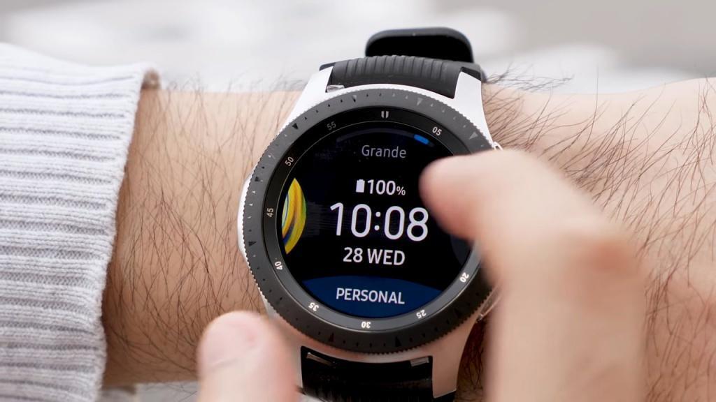 comprar el Samsung Galaxy Watch
