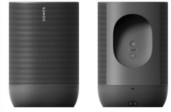 Altavoz Bluetooth S17: Sonos Move