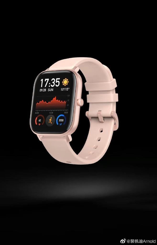 Diseño nuevo Xiaomi Amazfit