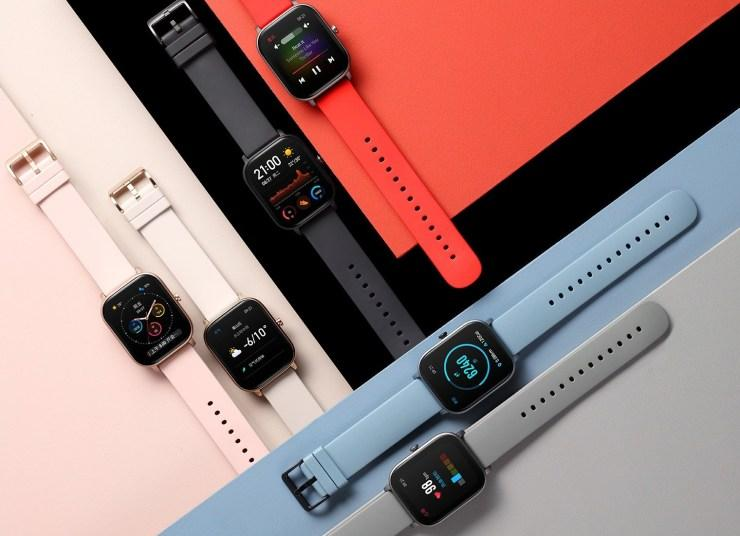 Reloj Xiaomi Amazfit GTS