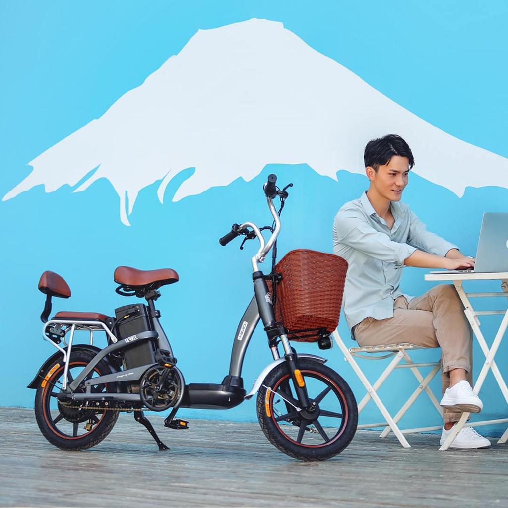 Bicicleta eléctrica Xiaomi HIMO C16