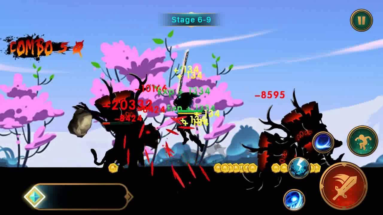Juego Android Demon Warrior