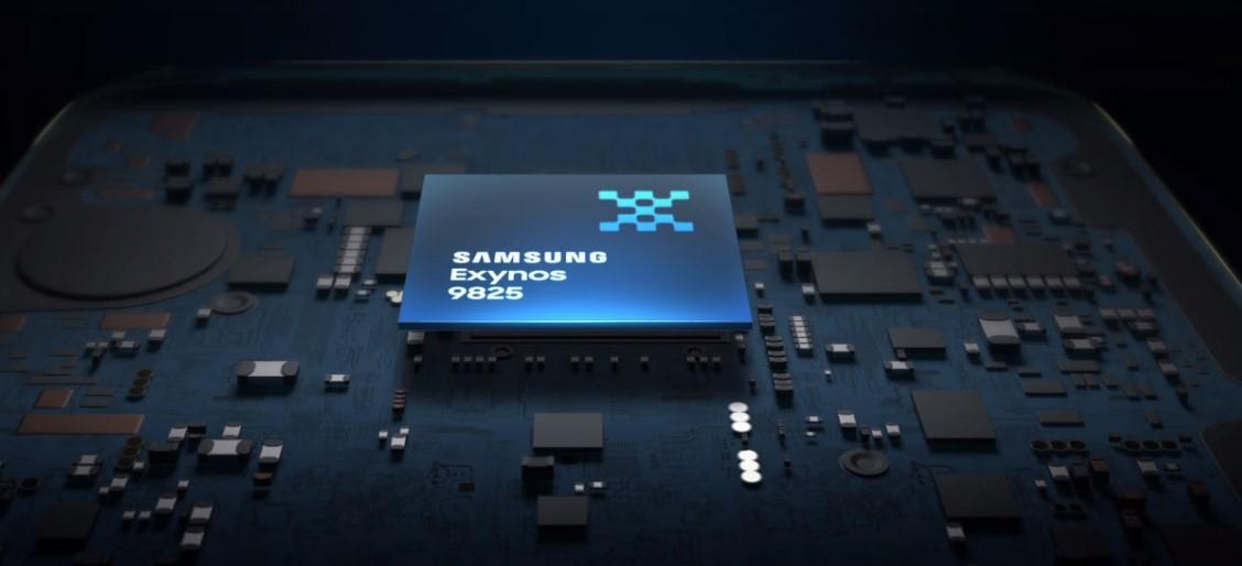Procesador Samsung Exynos 9825 del Galaxy Note 10